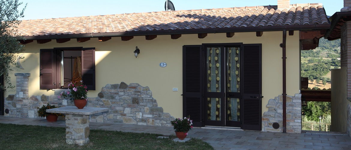 Family apartments Assisi