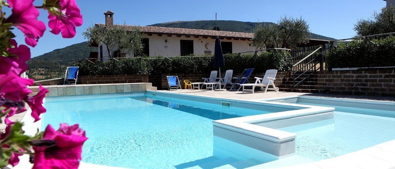 Residence e piscina